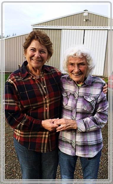 Dianne & Muriel